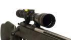fixed reticle long range scope