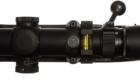 fixed scope weatherby rifle