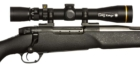 fixed reticle scope on weatherby 30=378 rifle